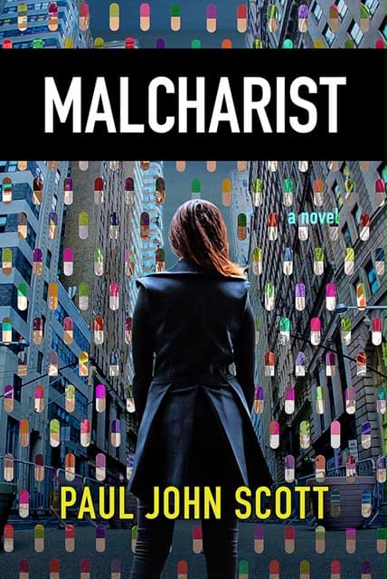 You are currently viewing Why I spent 8 years on Malcharist, a novel about akathisia